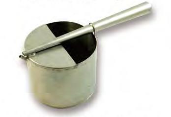 Glazing Pipe