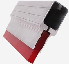 Squeegee Urethane 65shore Red 450mm