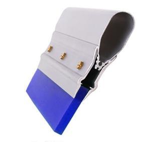 Squeegee Urethane 80shore Blue 100mm