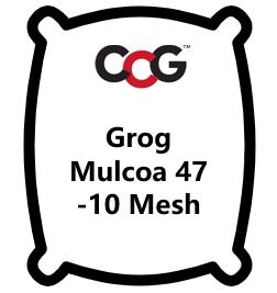 Grog - Mulcoa 47 -10 Mesh
