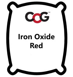 Iron Oxide Red (240 Mesh)