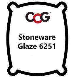 CCG Opaque White Glaze 6251