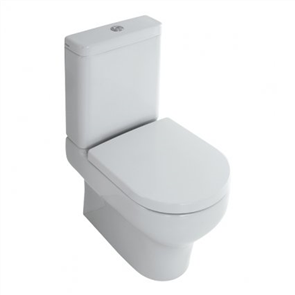 Plumbline Lavage Overheight Back to Wall Toilet Suite