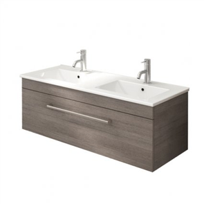 St Michel Riva Classic Double Bowl Vanity
