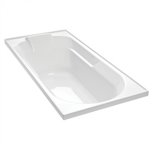Englefield Sorrento II Bath 1670mm Bath