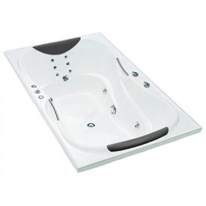 Englefield Evora Hydrotherapy Spa Bath
