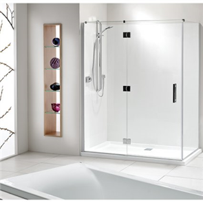 Athena Lifestyle Acrylic Shower