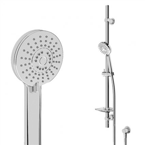 Aquabella 3 Spray  Slide Shower