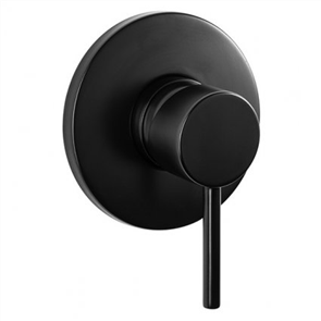 Elementi Uno Shower Mixer Nero