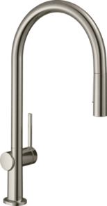 Hansgrohe Talis M54 210 Kitchen Mixer Pull Out