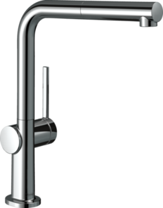 Hansgrohe Talis M54 270 Kitchen Mixer Pull Out