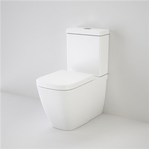 Caroma Cube Toilet Suite Back to Wall