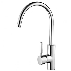 Methven Echo Kick Goose Neck Sink Mixer