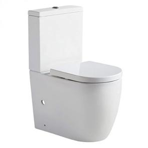 Elementi Fuori Rimless Toilet Suite
