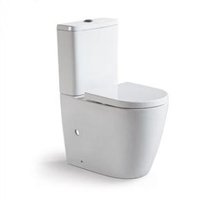 Elementi Fuori Overheight BTW Toilet Suite