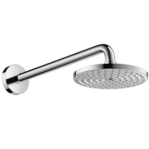 Hansgrohe Raindance Air Head with Wall Arm
