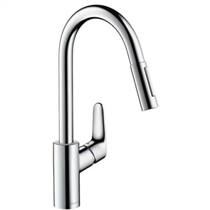 Hansgrohe Focus Kitchen Mixer with Pull out Spray