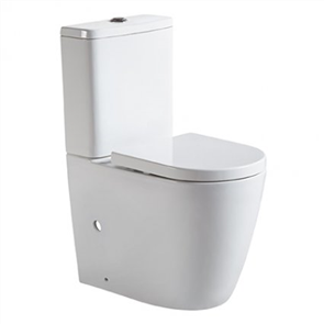 Elementi Ion Toilet Suite Rimless
