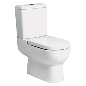 Gala Kyo Close Coupled Toilet Suite