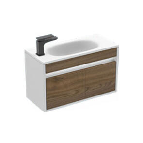Plumbline Lavage Uno 2 Door Vanity