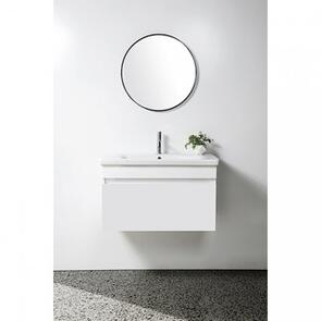 Michel Cesar Lorelle 1 Drawer Wall Vanity
