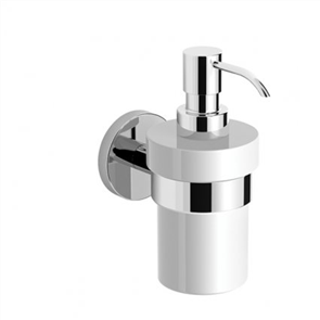Formebathware 108 Series Ceramic Soap Dispenser Wall mount