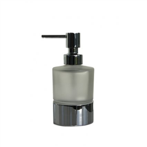 Formebathware 240 Series Tabletop glass soap dispenser