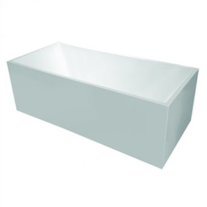 Newtech Park Avenue  Freestanding Square Bath