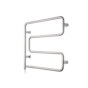 Heirloom Euro 4 Bar Heated Towel Rail