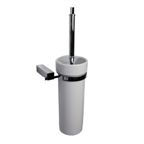 Yatin Rembrandt Toilet Brush & Holder