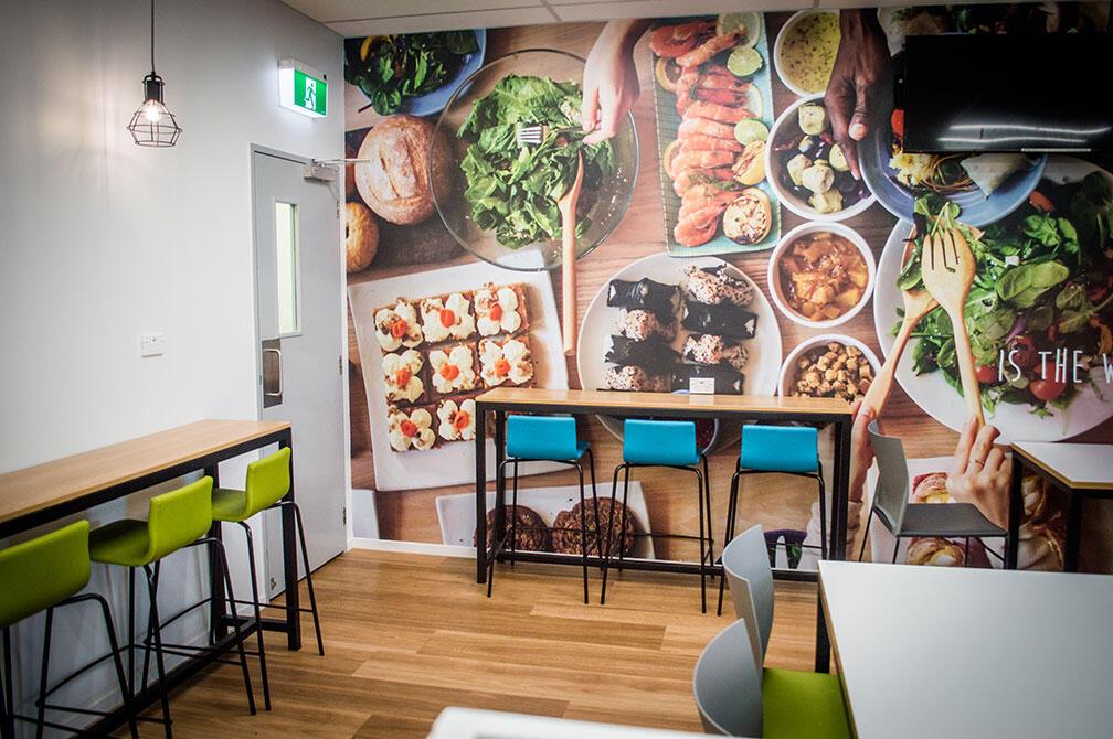 Danone Cafe