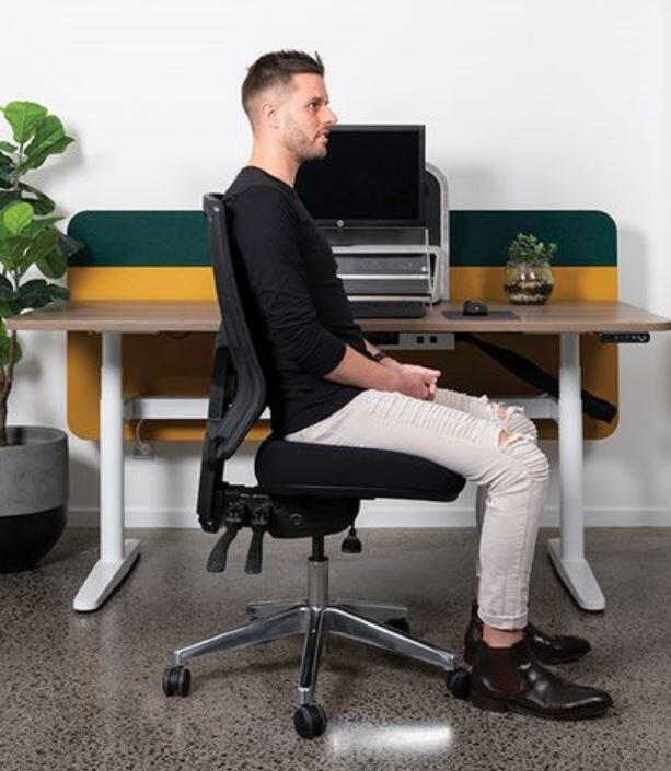 The Lowdown on Office Chair Ergonomics | Hurdleys