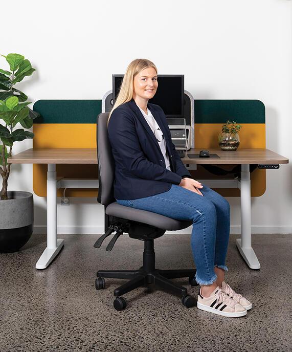 The Lowdown on Office Chair Ergonomics