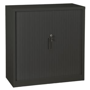 Mila Tambour 1200w x 1200h x 450d Black