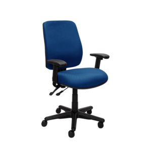 Buro Roma 2 Lever High Back Chair with Arms