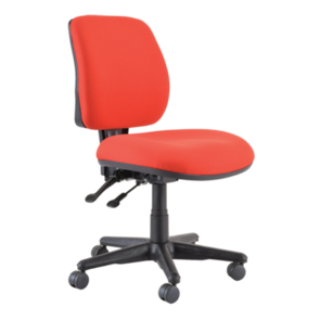 Buro Roma 2 Lever Mid Back Chair