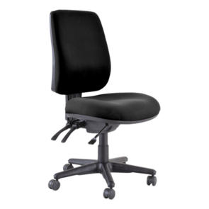 Buro Roma 3 Lever High Back Chair
