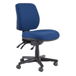 Buro Roma 3 Lever Mid Back Chair