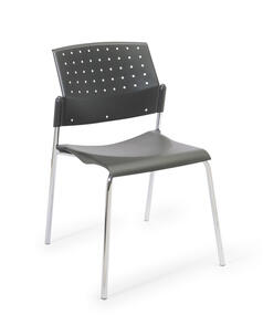 Eden 550 4-leg Chair