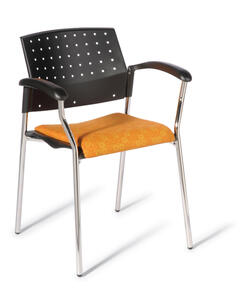 Eden 552 Chair Upholstered Seat