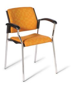Eden 552 Chair Upholstered Seat & Back