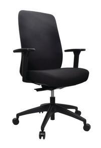 Buro Vela High Back Chair Nylon Base