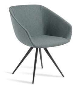 Eden Barker Black Stork Base Chair