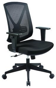 Buro Brio ll Black Base Chair