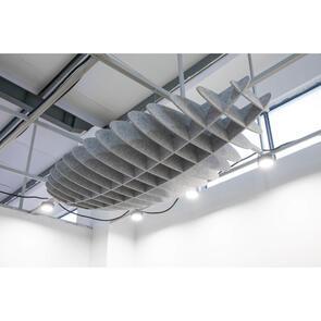 Boyd Visuals Ellipse Ceiling Lattice