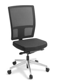 Eden Media Ergo II Chair Chrome Base