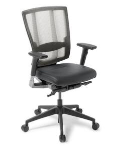 Eden Cloud Ergo Leather Chair