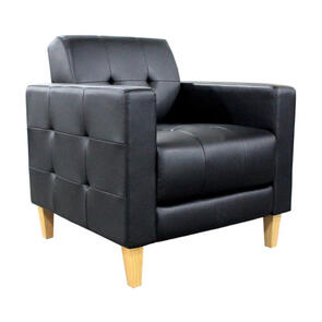Buro Delta 1 Seater Chair