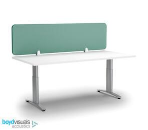 Boyd Visuals Acoustic Desk Screen 1500 x 400
