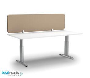 Boyd Visuals Acoustic Desk Screen 1200 x 400